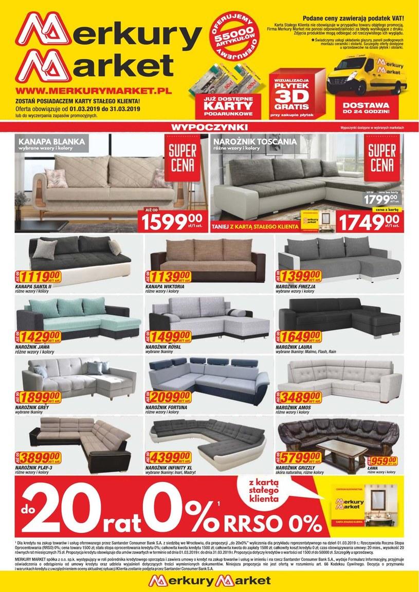 Merkury Market: 2 gazetki