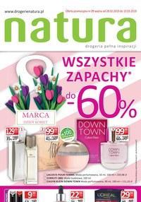 Gazetka promocyjna Drogerie Natura - Oferta handlowa - ważna do 13-03-2019