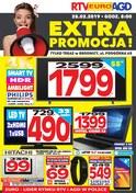 Gazetka promocyjna RTV EURO AGD - Extra promocja - Brodnica - ważna do 02-03-2019
