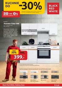 Gazetka promocyjna Black Red White - Kuchnie do -30% - ważna do 13-03-2019