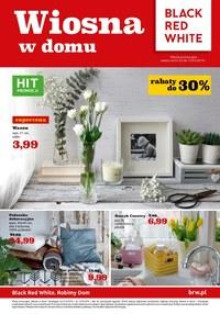 Gazetka promocyjna Black Red White - Wiosna w domu - ważna do 13-03-2019