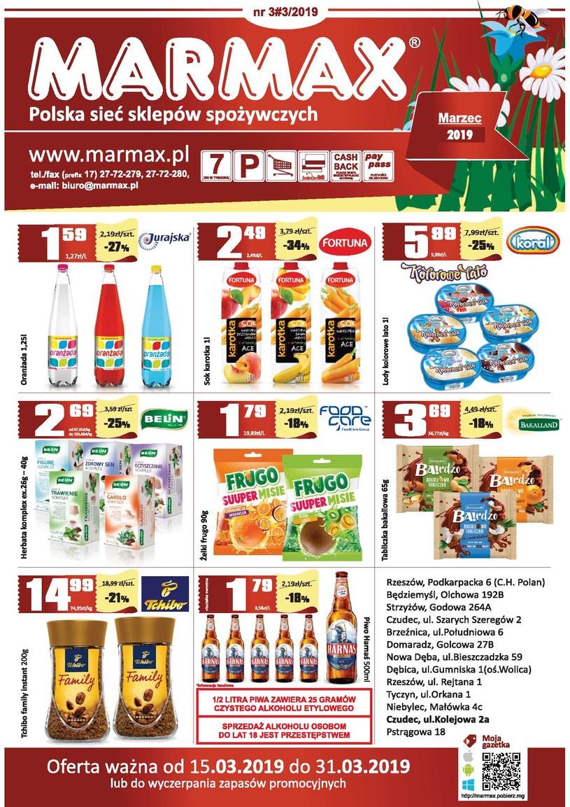 Marmax: 1 gazetka