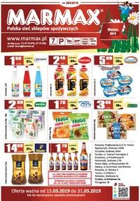 Gazetka promocyjna Marmax - Oferta handlowa - ważna do 31-03-2019