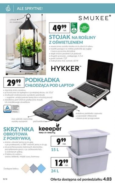 Gazetka promocyjna Biedronka, ważna od 04.03.2019 do 20.03.2019.