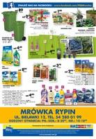 Gazetka promocyjna PSB Mrówka - Udekorujemy twój dom - Rypin