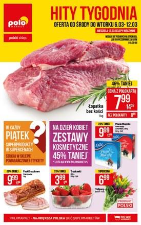 Gazetka promocyjna POLOmarket, ważna od 06.03.2019 do 12.03.2019.
