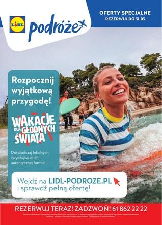 Gazetka promocyjna Lidl, ważna od 04.03.2019 do 31.03.2019.