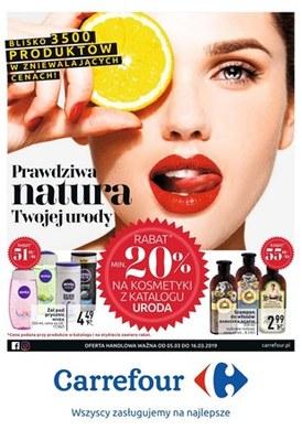 Gazetka promocyjna Carrefour - Prawdziwa natura twojej urody