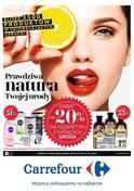 Gazetka promocyjna Carrefour - Prawdziwa natura twojej urody  - ważna do 16-03-2019