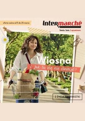 Gazetka promocyjna Intermarche Super - Wiosna! I jak się tu nie cieszyć?