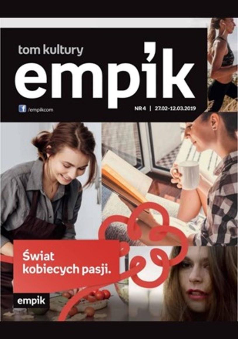Gazetka promocyjna EMPiK - wygasła 12 dni temu