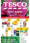 Gazetka promocyjna Tesco Hipermarket - Dzień kobiet - ważna do 13-03-2019