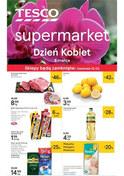 Gazetka promocyjna Tesco Supermarket - Dzień kobiet - ważna do 13-03-2019