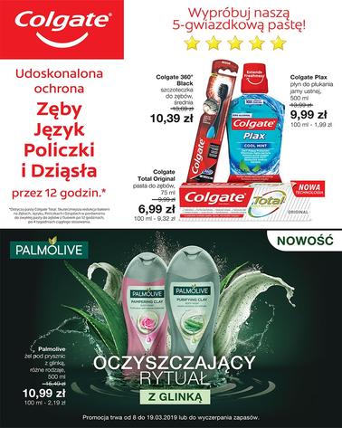 Gazetka promocyjna Rossmann, ważna od 01.03.2019 do 31.03.2019.