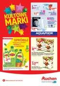 Gazetka promocyjna Auchan - Kultowe marki - Hipermarket  - ważna do 13-03-2019