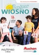 Gazetka promocyjna Auchan - Bonjour wiosno  - ważna do 14-03-2019