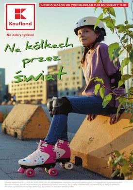 Gazetka promocyjna Kaufland - Na kółkach przed  świat