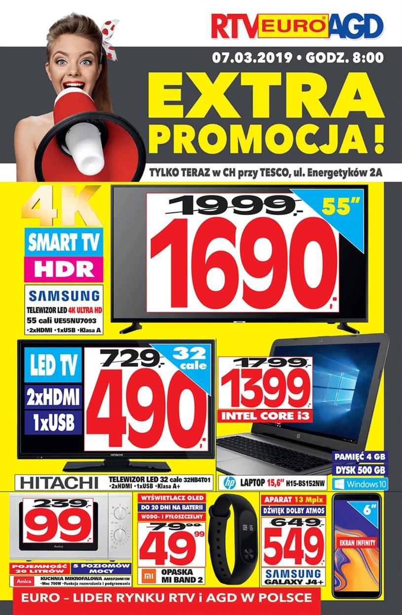 Gazetka promocyjna RTV EURO AGD - wygasła 14 dni temu