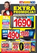 Gazetka promocyjna RTV EURO AGD - Extra promocja - Zielona Góra - ważna do 07-03-2019