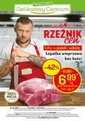 Gazetka promocyjna Delikatesy Centrum - Rzeźnik cen - ważna do 13-03-2019