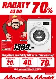 Gazetka promocyjna Media Markt - Gazetka promocyjna - ważna do 13-03-2019