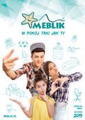 Gazetka promocyjna Meblik - Pokój taki jak ty - ważna do 20-06-2019