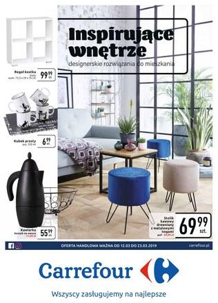Gazetka promocyjna Carrefour, ważna od 12.03.2019 do 23.03.2019.