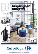 Gazetka promocyjna Carrefour - Inspirujące wnętrze  - ważna do 23-03-2019