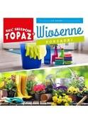 Gazetka promocyjna Topaz - Wiosenne porządki - ważna do 14-04-2019