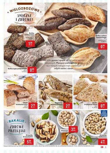 Gazetka promocyjna Carrefour Market, ważna od 12.03.2019 do 23.03.2019.