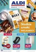Gazetka promocyjna Aldi - Słodkie smaki Wielkanocy - ważna do 23-03-2019