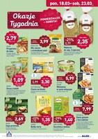 Gazetka promocyjna Aldi - Słodkie smaki Wielkanocy