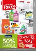 Gazetka promocyjna Topaz - Gazetka promocyjna - ważna do 20-03-2019