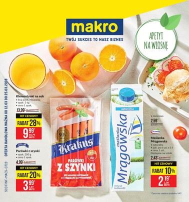 Gazetka promocyjna Makro Cash&Carry, ważna od 12.03.2019 do 25.03.2019.