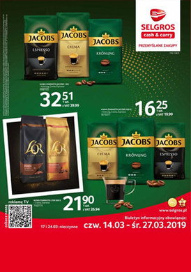 Gazetka promocyjna Selgros Cash&Carry - Gazetka promocyjna