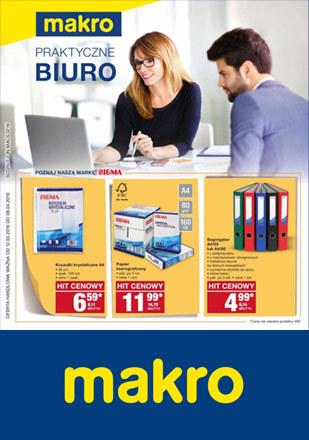 Gazetka promocyjna Makro Cash&Carry, ważna od 12.03.2019 do 08.04.2019.