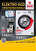 Gazetka promocyjna Selgros Cash&Carry - Elektro AGD i wszystko działa - ważna do 27-03-2019