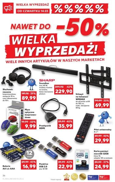Gazetka promocyjna Kaufland, ważna od 14.03.2019 do 20.03.2019.