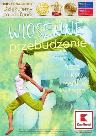 Gazetka promocyjna Kaufland, ważna od 12.03.2019 do 31.03.2019.