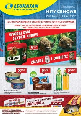 Gazetka promocyjna Lewiatan - Oferta handlowa - Suwałki