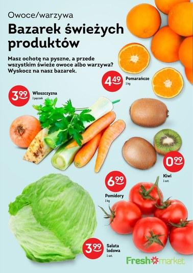 Gazetka promocyjna Freshmarket, ważna od 13.03.2019 do 26.03.2019.
