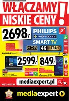Gazetka promocyjna Media Expert - Włączamy niskie ceny!