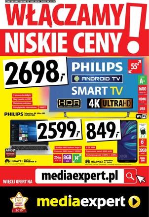 Gazetka promocyjna Media Expert, ważna od 14.03.2019 do 03.04.2019.