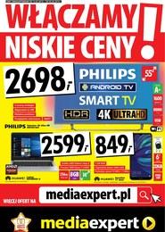 Gazetka promocyjna Media Expert - Włączamy niskie ceny! - ważna do 03-04-2019