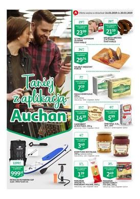 Gazetka promocyjna Auchan - Taniej z aplikacją