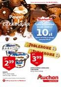 Gazetka promocyjna Auchan - Czeko power - supermarket - ważna do 20-03-2019