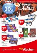 Gazetka promocyjna Auchan - Czeko Power - Moje Auchan - ważna do 20-03-2019