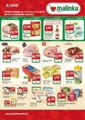 Gazetka promocyjna MALINKA Market - Oferta handlowa - ważna do 27-03-2019