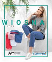 Gazetka promocyjna E.Leclerc - Wiosna