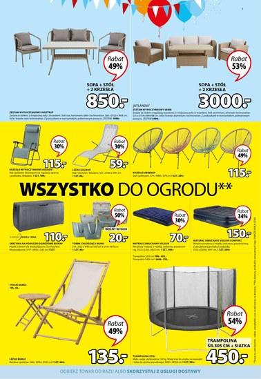 Gazetka promocyjna Jysk, ważna od 28.03.2019 do 03.04.2019.